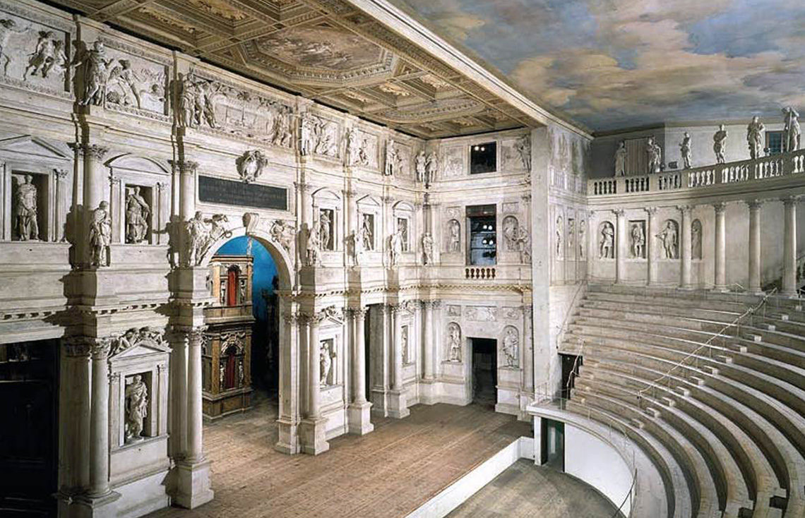 Vicenza Palladian Tour Roberta Parlato
